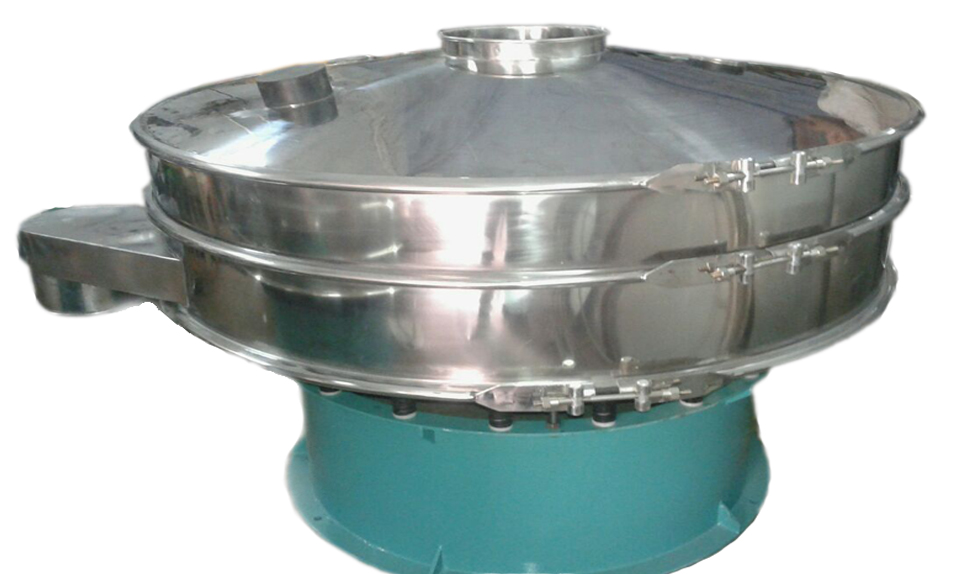 Vibro Sieve For Chemicals