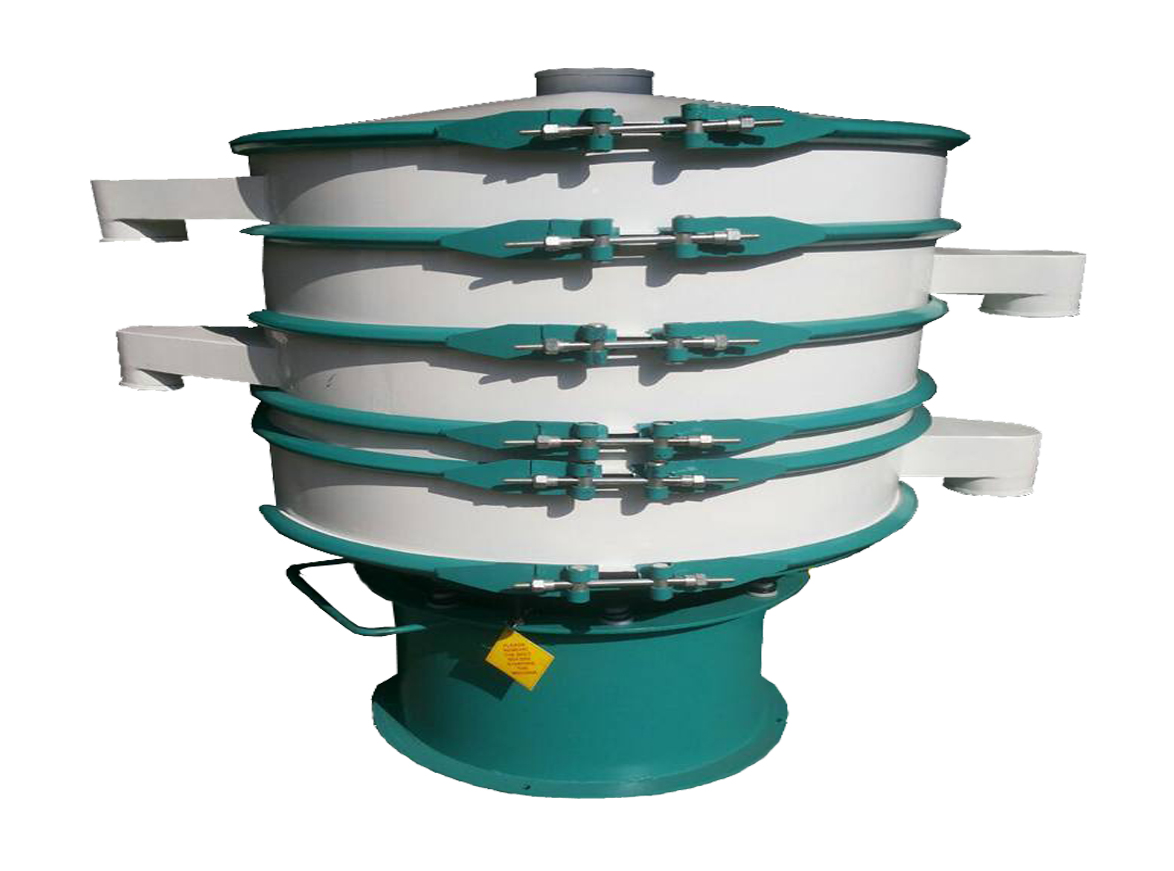 Vibro Sifter For Refractoy And Abrasives